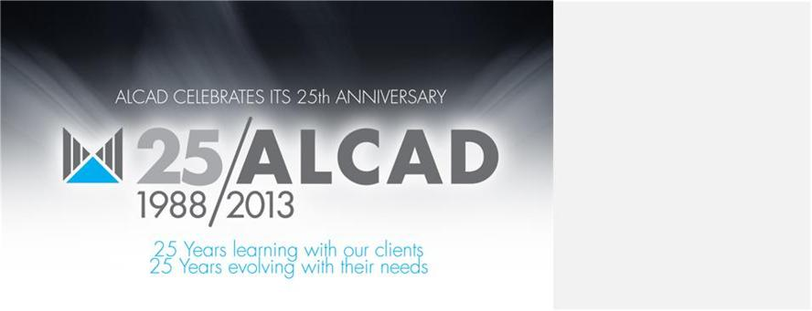 Alcad 25th Anniversary