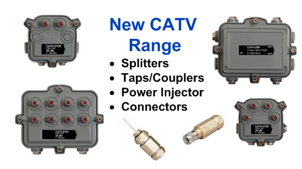 New CATV product